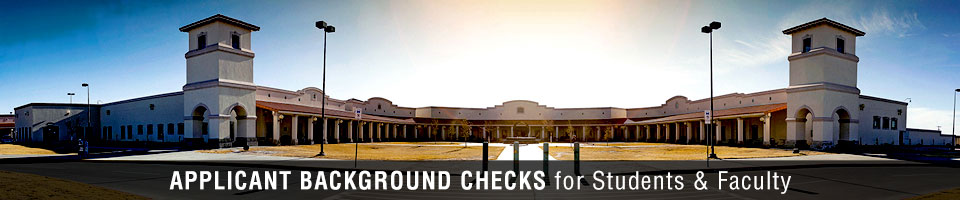 Background Checks for Heatlhcare Students